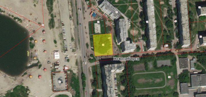 Еще один аукцион на право аренды земельного участка ул. Связистов пройдет в ноябре