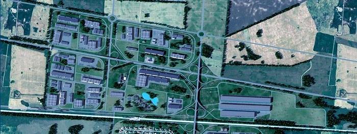 ПЛП Промышленно-логистический парк Толмачево Новосибирской области
