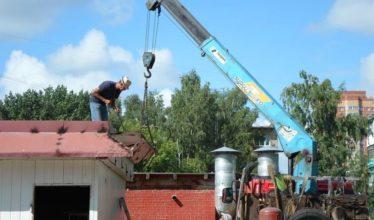 Государственные земельные участки в НСО будут освобождены от незаконных объектов