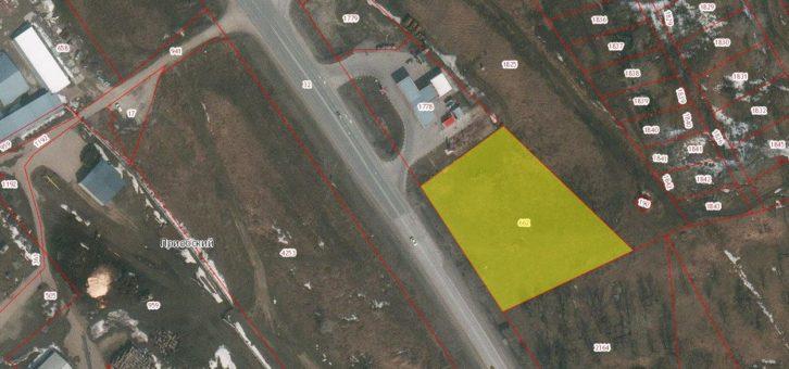 Земельный участок 0,58 Га Колыванское шоссе п. Приобский Новосибирский район