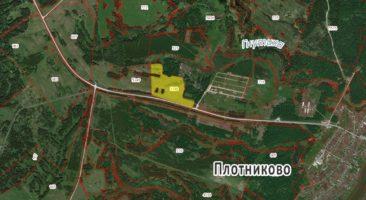 Земельные участки от 1,0 до 22,59 Га Плотниково Новосибирский район