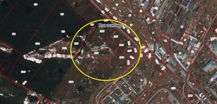 Земельные участки от 0,5 до 8,0 Га ул. Толмачевская Новосибирский район