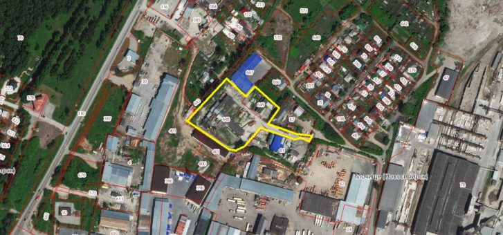 Земельный участок 1,10 Га ул. Кубовая (Белорусская) Новосибирский район