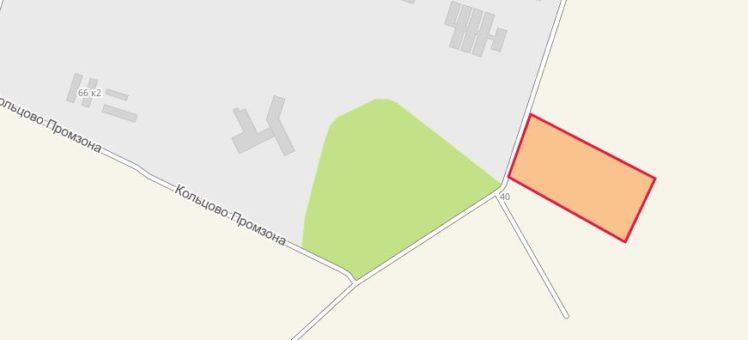 Земельные участки от 0,15 до 2,39 Га промзона Кольцово Новосибирский район