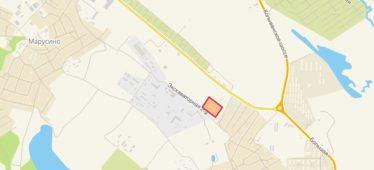 Земельный участок 3,09 Га 2-я Экскаваторная (Марусино) Новосибирский район