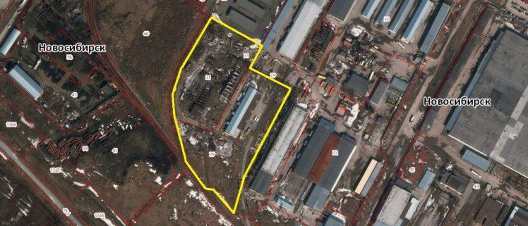 Земельный участок 3,40 Га ул. Толмачевская Ленинский район
