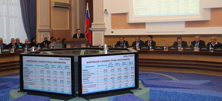 В Новосибирске растет недоимка по аренде на землю