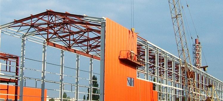 Строительство складов в Новосибирске на первом месте среди регионов по объему