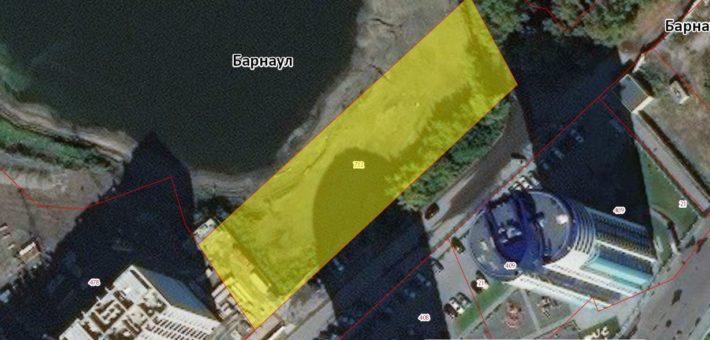 Земельный участок 0,35 Га ул. Приречная Центральный район Барнаул