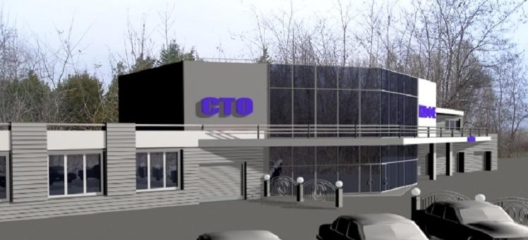 Расчет строительства автомойки с СТО и кафе 1000 кв.м