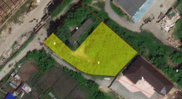 Земельный участок 0,24 Га ул. Петрозаводская Заельцовский район