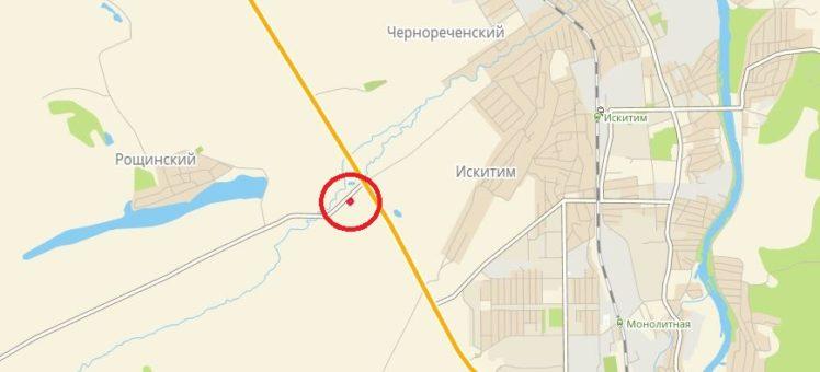 Земельный участок 0,23 Га ул. Советская п. Чернореченский Искитим