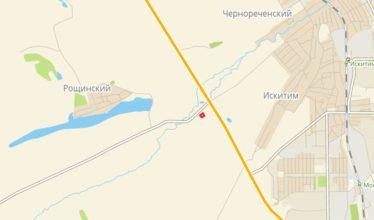 Земельный участок 0,42 Га ул. Кооперативная п. Чернореченский Искитим