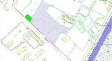 Схема расположения земельного участка – ул. Малыгина, 10 – 0,1 га