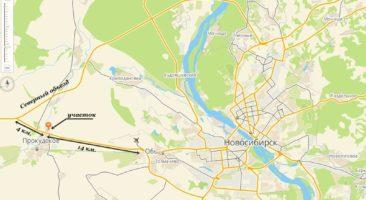 Земельный участок 40,0 Га с. Прокудское Коченевский район НСО