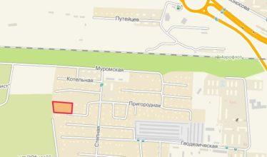 Земельный участок 0,94 Га пер. Звездный Обь Новосибирский район