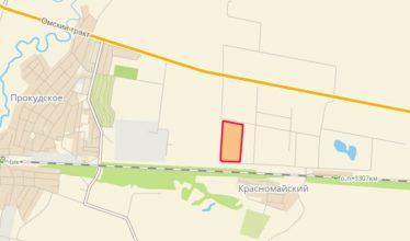 Земельный участок 25,0 Га Толмачевский сельсовет Новосибирский район