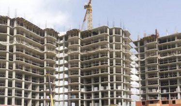 Объемы строительства снижаются третий месяц подряд и очень быстро