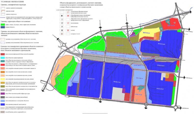 Ленинский и Кировский районы - в планах несколько парков, которые протянутся на 4 км вдоль реки Тулы