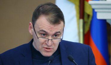 Официально назначен новый министр строительства в НСО Иван Шмидт
