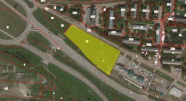 Земельный участок 1,75 Га ул. Ломоносова Обь Новосибирский район