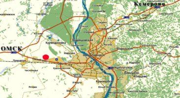 Земельные участки от 1 до 17 Га Омский тракт Новосибирский район