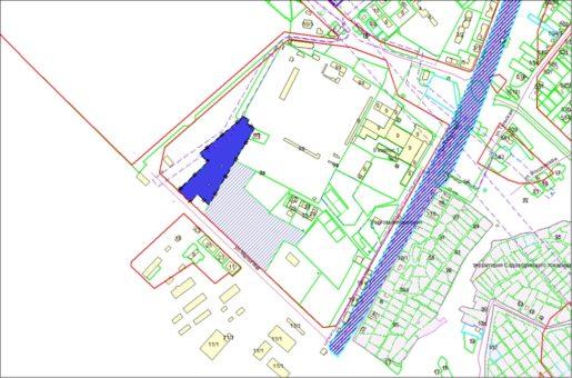 Схема расположения земельного участка – ул. Малыгина, 10а – 1,3343 га