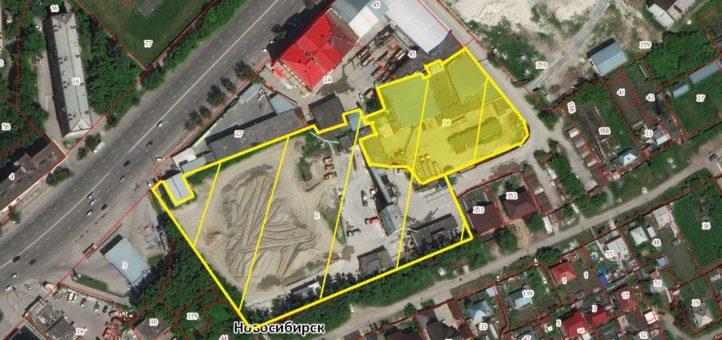 Возможно увеличение участка еще на 1,3 Га соседним - есть договоренность.