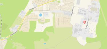 Земельный участок 0,65 Га ул. Приграничная Первомайский район