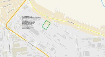 Земельный участок 1,70 Га ул. Большая Ленинский район