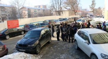 Мэрия Новосибирска заберет у застройщика земельный участок рядом с ЖК «Четыре мушкетера»