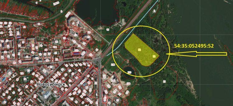 На земельном участке площадью 114 126 кв. м по ул. Немировича-Данченко