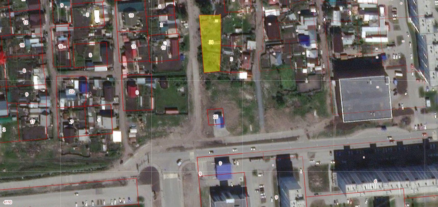 Земельный участок 0,10 Га ул. Порт-Артурская Спортивная Ленинский район