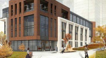 За вечным забором около Ауры появится 4-этажный офисный бизнес-центр