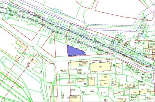 Схема расположения земельного участка – ул. Большая 0,9123 га