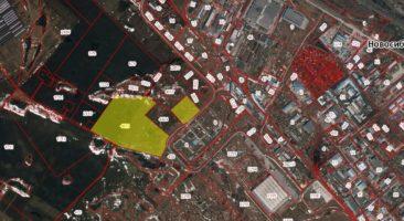 Земельный участок 16,89 Га ул. Толмачевская ТЭЦ-6 Новосибирский район