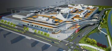 Проектирование торговых и торгово-развлекательных центров