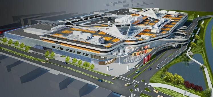 Проектирование торговых центров Новосибирск