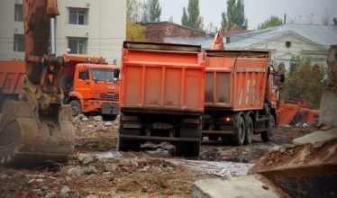 Не прошли санитарную проверку 45 стройплощадок Новосибирска