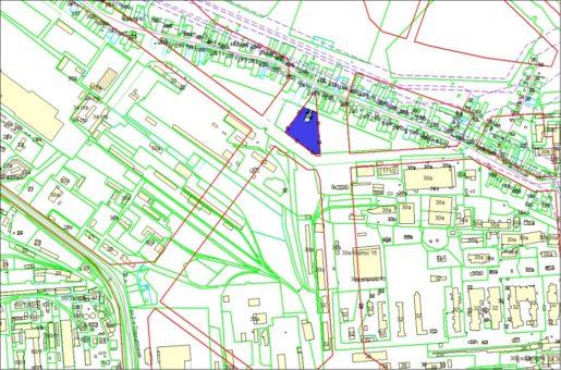Схема расположения земельного участка – ул. Большая 1,1979 га