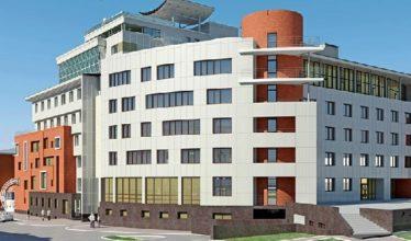 Строительство административных и офисных зданий в Новосибирске под ключ дешево быстро качественно