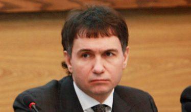 председатель совета депутатов Новосибирска Дмитрий Асанцев