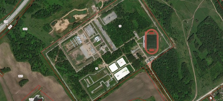 Департамент отменил аренду участка в 244 Га после обращения военных