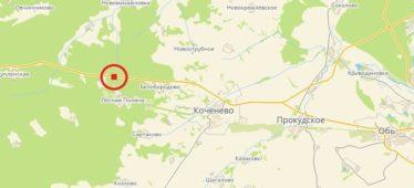 Земельный участок с/с Совхозный Коченевский район