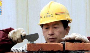 Установление допустимой доли занятых в сфере строительства иностранцев в размере 80 %