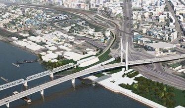 Изъятие земельных участков под строительство четвертого моста