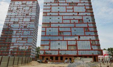 Землю под многоэтажками отдадут в собственность граждан бесплатно