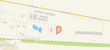 Земельный участок 4,92 Га Толмачевский сельсовет Новосибирский район