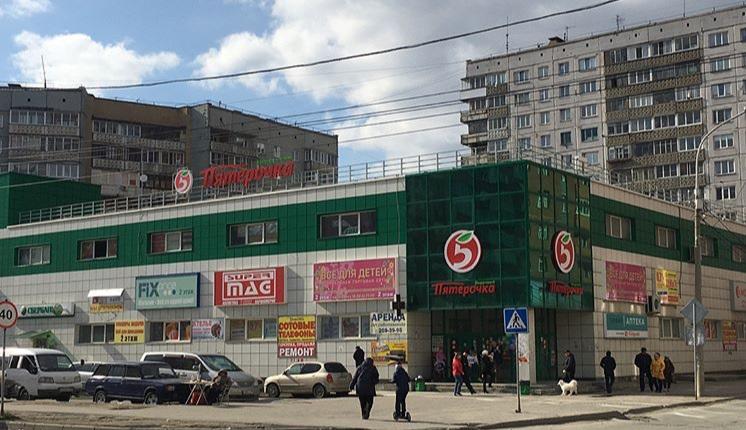 Строительство ТЦ «Авоська» (2 этаж) 4100 м2