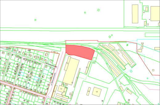 Схема расположения земельного участка – ул. Механизаторов – 1,1244 га